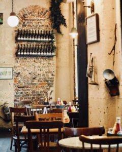 Notre restaurant de Montmartre